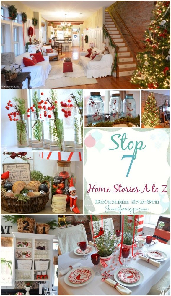 home stories a to z christmas tour