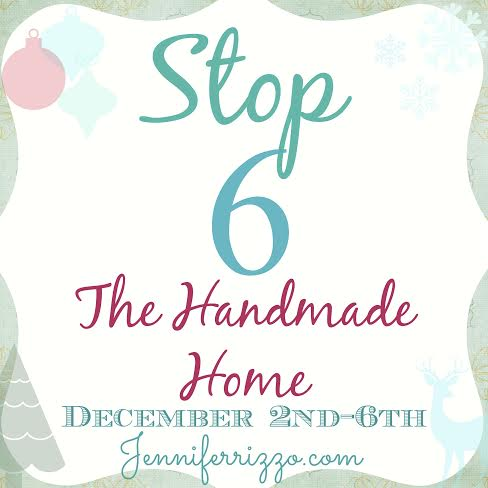 the handmade home christmas tour