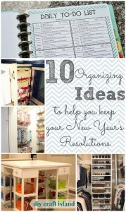 10 organizing ideas
