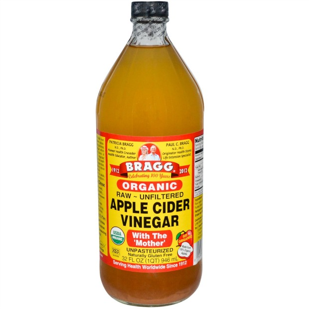 apple cider vinegar hair