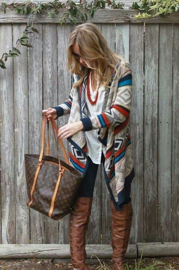 Trend Alert: Aztec Sweaters - Home Stories A to Z