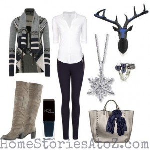 aztec winter outfit
