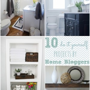 10 DIY projects by home bloggers