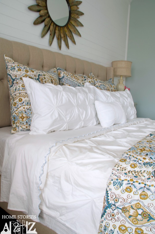 ... crane and canopy bedding & Guest Room Essentials List: Tips for Hosting Overnight Guests ...