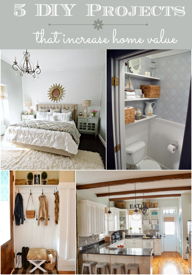 5 diy projects that increase home value home stories a to z for Projects house