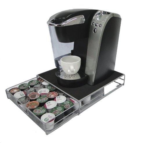 k cup drawer organizer