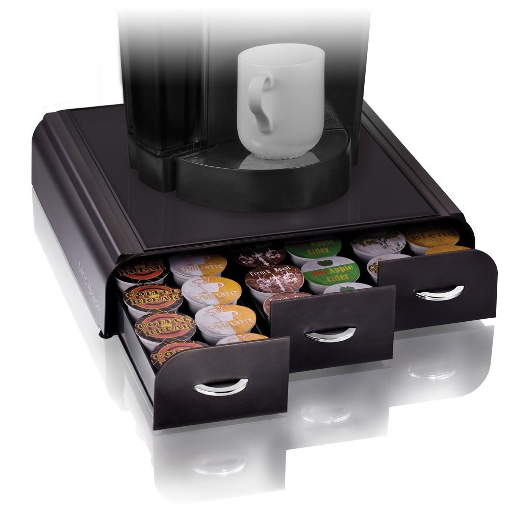 Creative k cup organizers home stories a to z - Tiroir rangement capsules nespresso ...