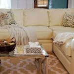 kleenex in living room