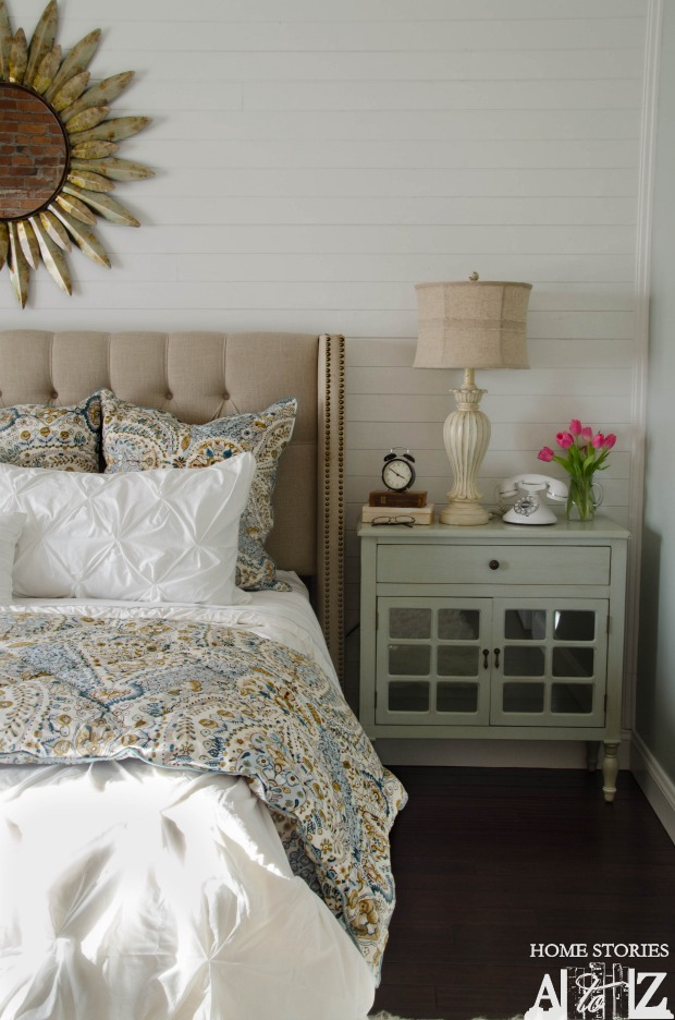 Master Bedroom Makeover master bedroom reveal - home stories a to z
