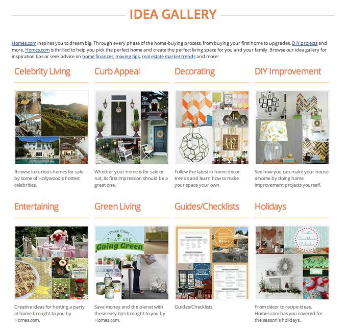 idea gallery