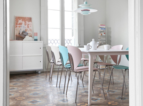 pastel trend home