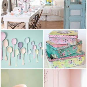 free shipping e55e9 cbc7e Trend Alert: Pastel Trend in Home Decor