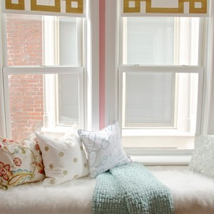 How to Make Greek Key Roller Shades