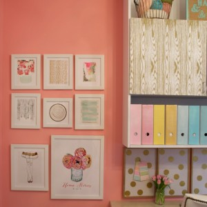 Sherwin Williams Hopeful pink
