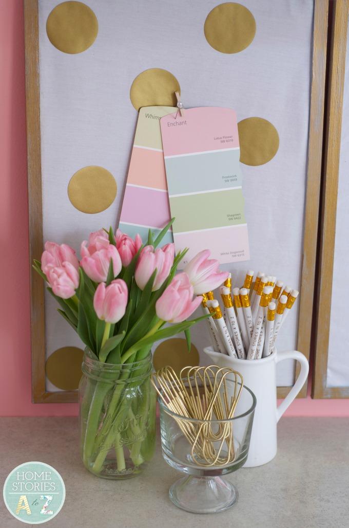 sherwin williams hopeful pink paint