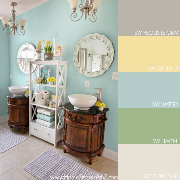 sherwin williams color palette