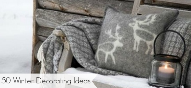 50 winter decorating ideas slide