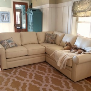 Lazboy sectional