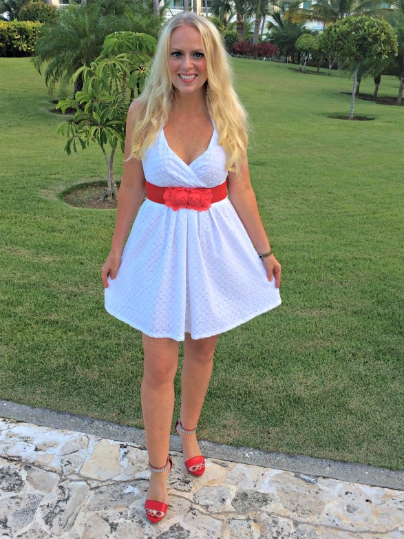 What I Wore On Vacation And Some Beauty Secrets Home Stories A To Z
