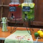Outdoor Beverage Center Idea: Kirkland's Summer Soiree Giveaway