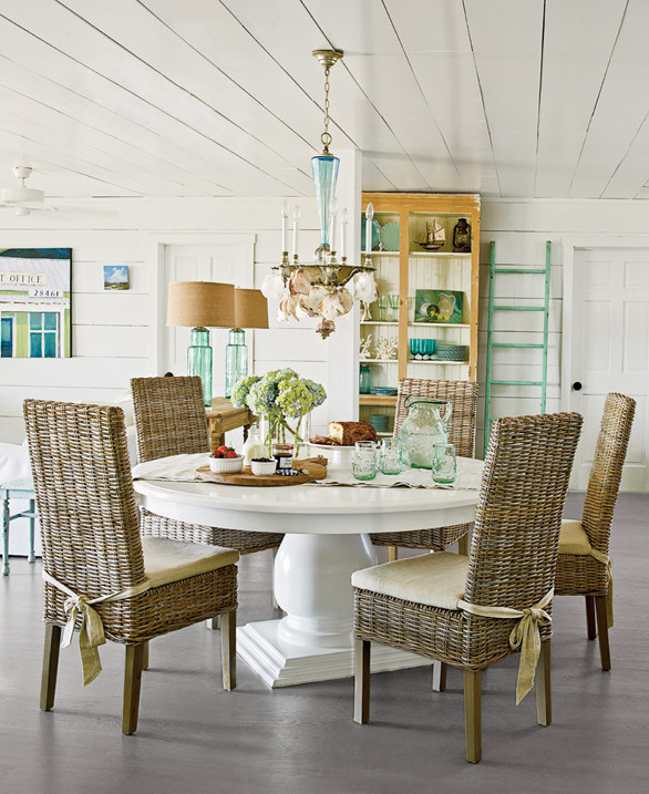 How to decorate series finding your decorating style for Beach cottage style decor