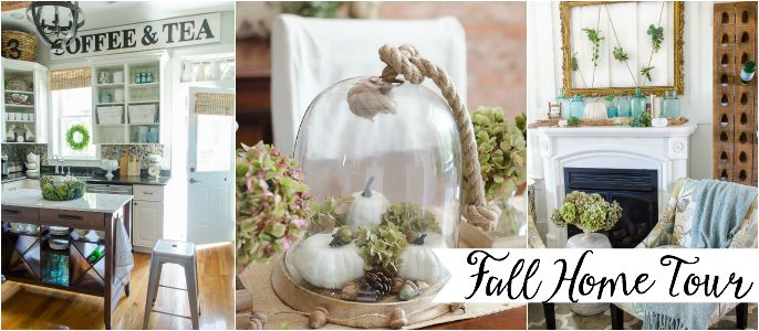 fall home tour home stories a to z