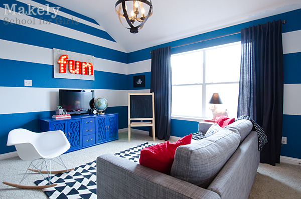 how to decorate with color