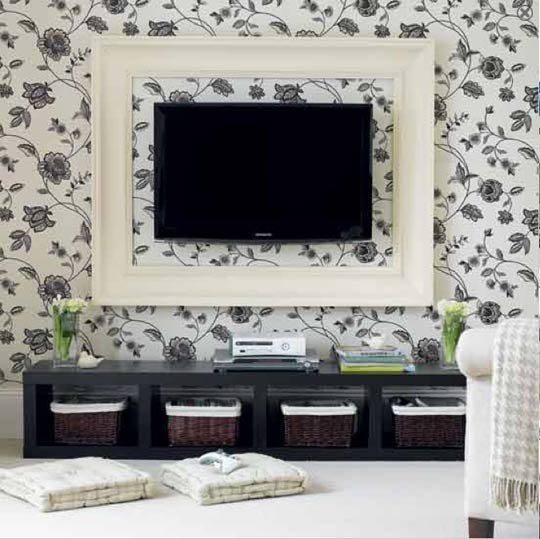 Home Design Business Ideas: 5 Tips For Decorating Around A Television