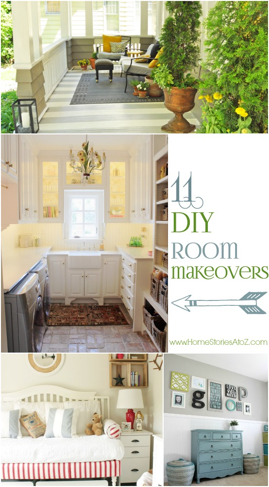 11 DIY Room Makeovers
