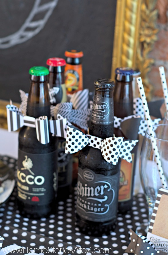 40th birthday party idea for a man home stories a to z - Th birthday party themes for him ...