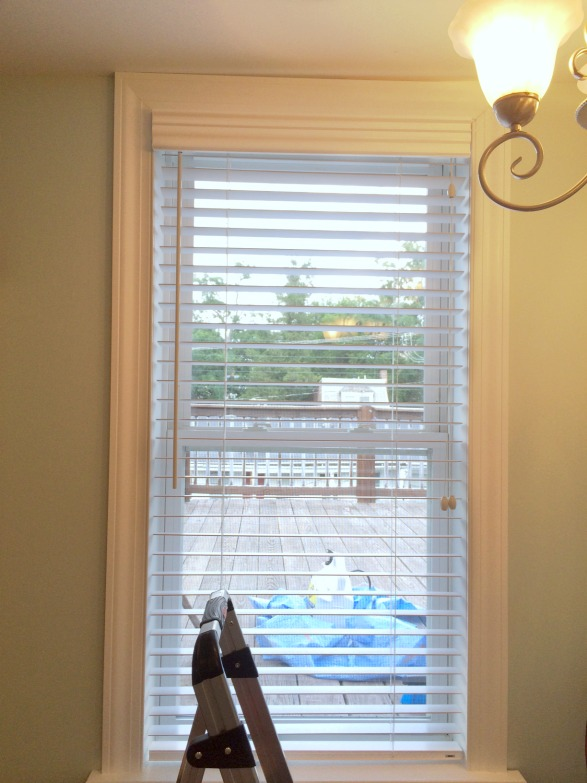 Luxury The thick wood slats are absolutely perfect for privacy when needed and light filtering when desired Bali blinds