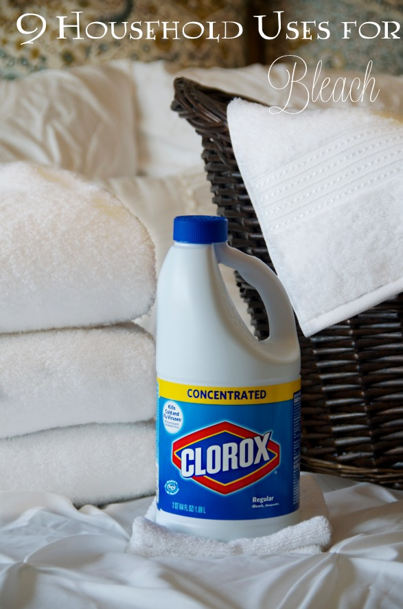 9 Household Uses For Clorox Bleach Home Stories A To Z