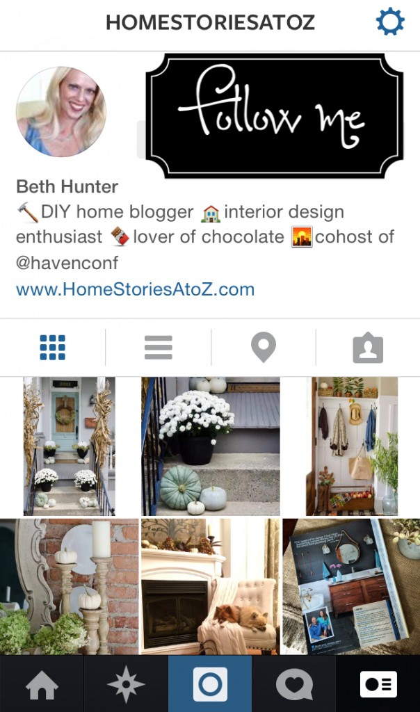 Follow homestoriesatoz on instagram