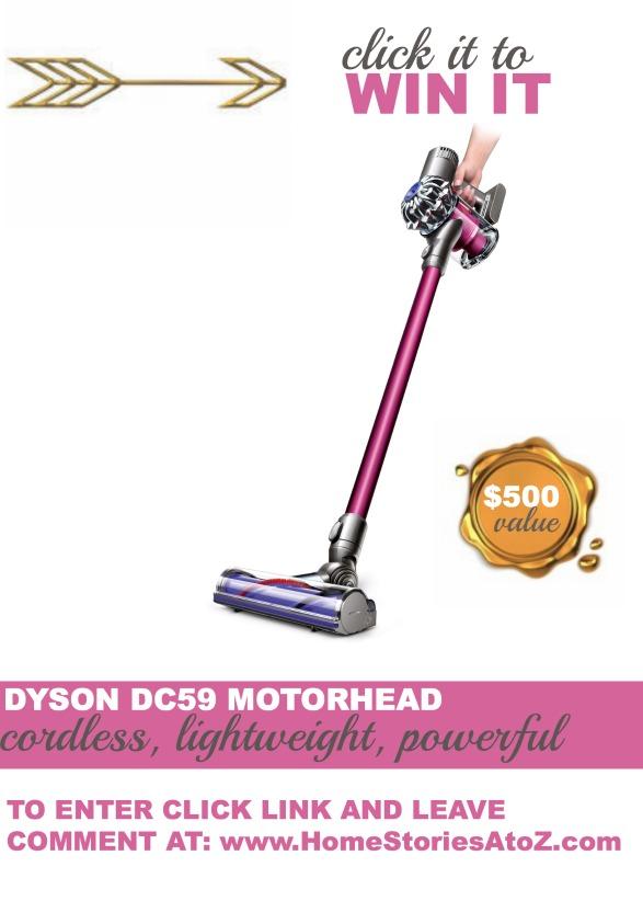 Win a Dyson Motorhead