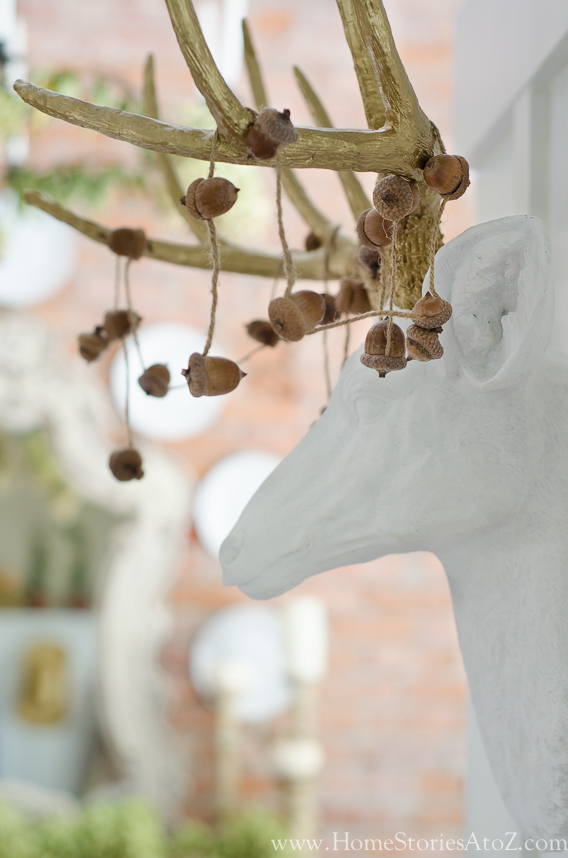 acorn garland