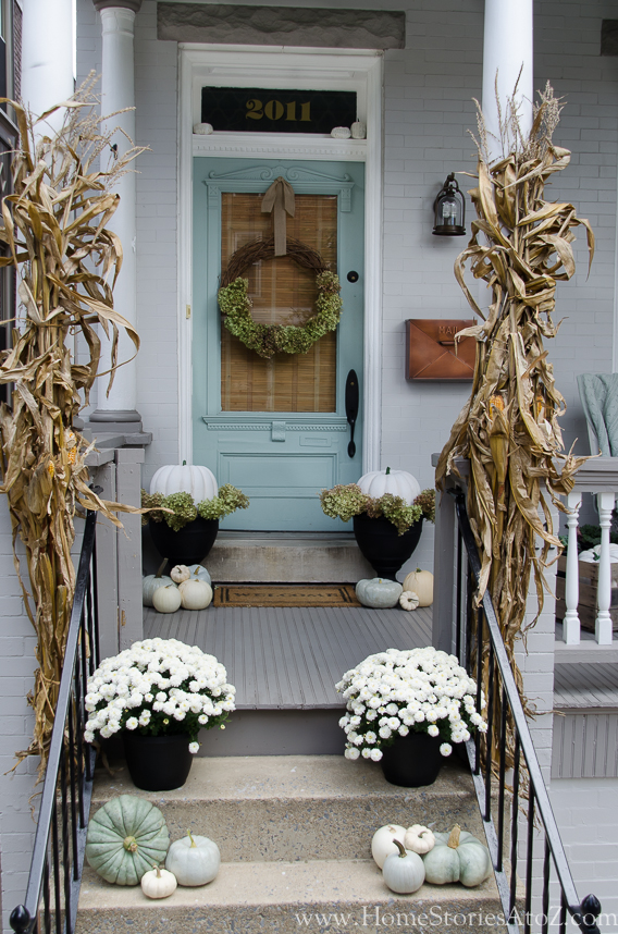 Fall Porch Decorating Ideas Home Stories A To Z