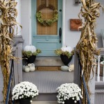How to Create a Beautiful Fall Porch