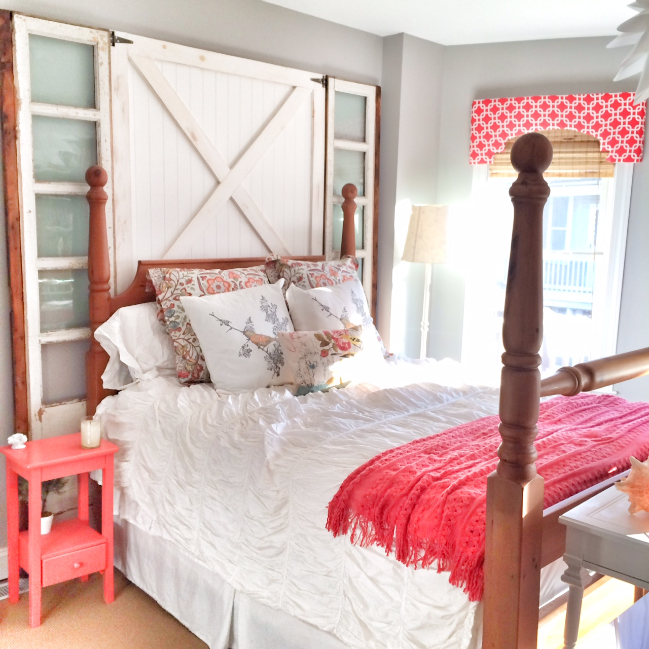 Do It Yourself Home Design: Do It Yourself Barn Door Headboard
