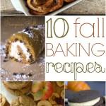 10 Fall Baking Recipes