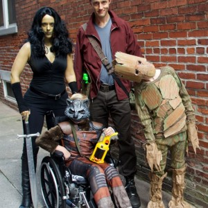 Guardians of Galaxy Costume Ideas
