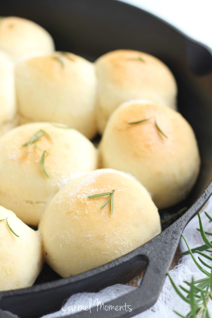 easy dinner roll recipe