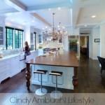 White Kitchen Inspiration via Cindy Ambuehl