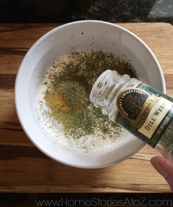 baked egg recipe step 3