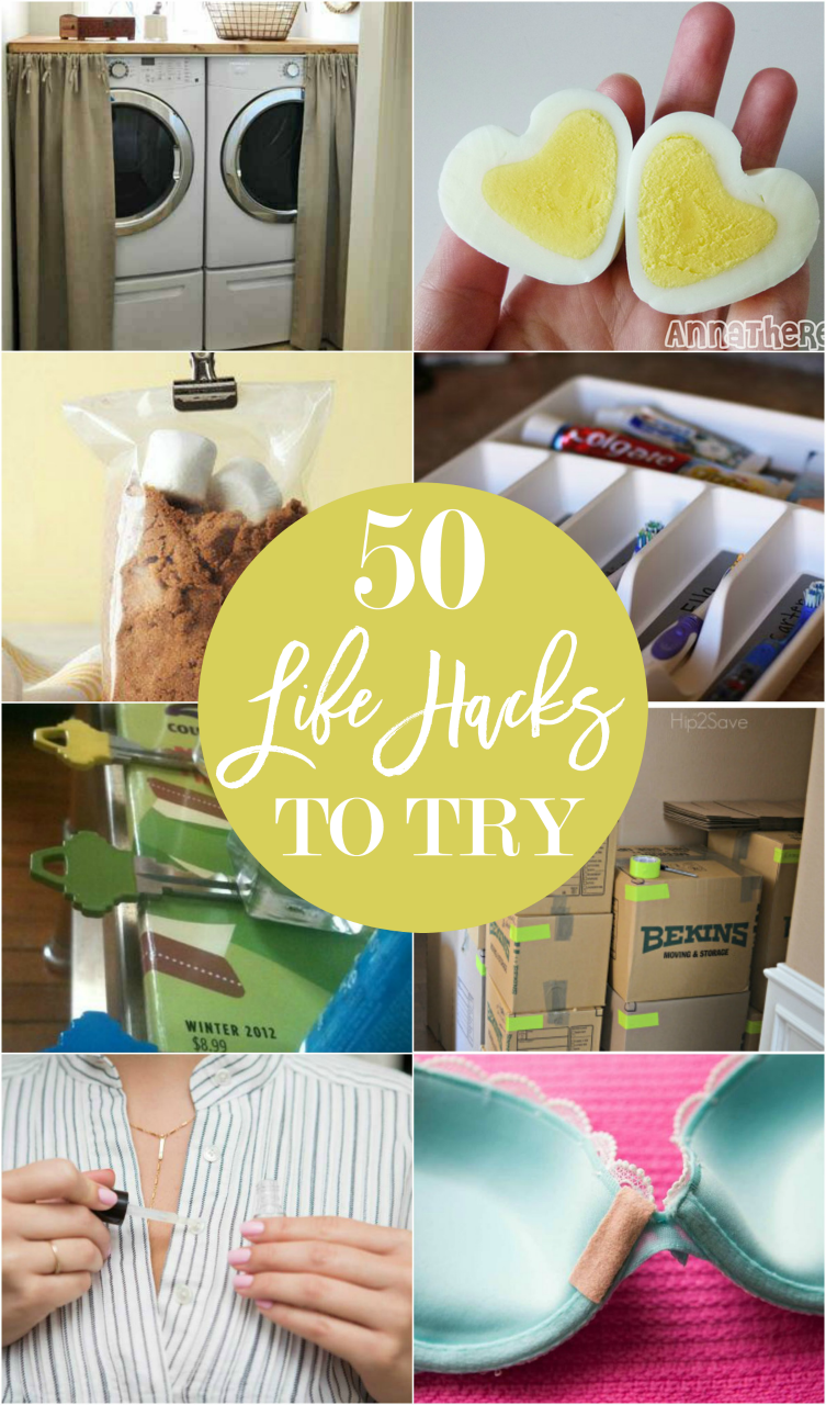 50-life-hacks-to-try