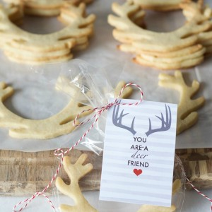 Antler cookie