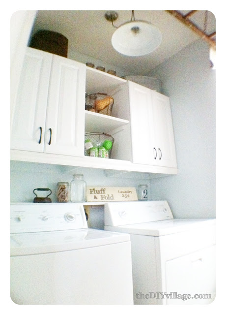 Utility Closet Organization Cleaning Supplies Laundry Rooms