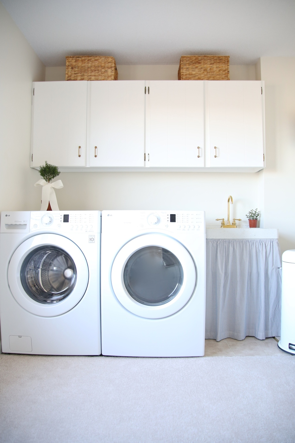 25 small laundry room ideas for Laundry home