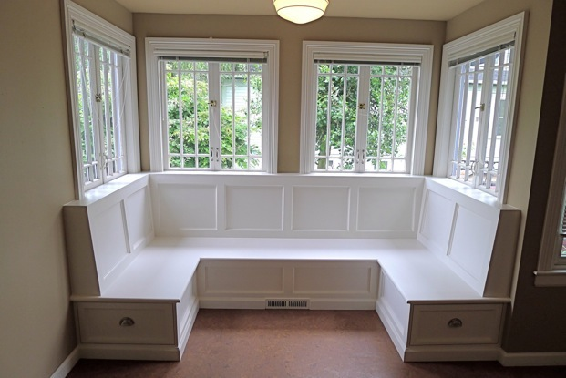Diy Window Seat Storage