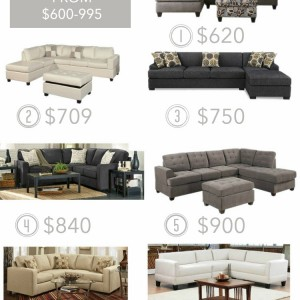 Sectional sofas under $1000