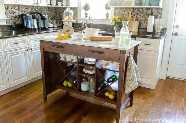 adding an island to a small kitchen 3 ways to personalize your kitchen home stories a to z 9689